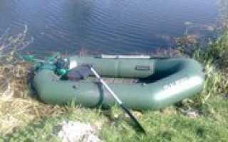 Мотор для лодки из шуруповерта